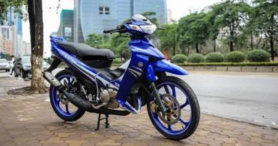 Yamaha 125 zr 2016