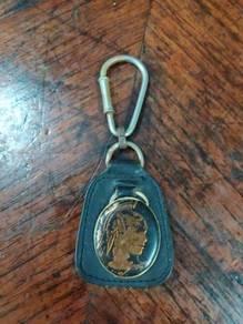 TEXP Roman Soldier Keychain Lama Vintage