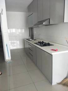 MUST VIEW FACING POOL Condominium 228 at selayang level 5 with lift