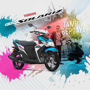 Yamaha ego/ego solariz/scooter ego solariz 125cc