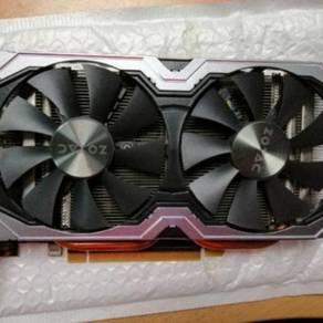 Zotac Geforce Gtx 6gb (used)