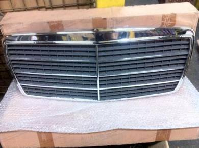Mercedes Benz W124 E-Class Chrome Frame Grille