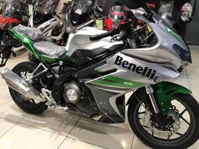 Benelli 302R Race Trak ~ Super Sport ~ Superbike
