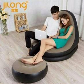 JILONG Inflatable Sofa with Pump Electic