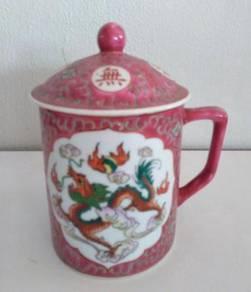 Mug with cover