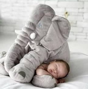Patung Gajah Viral Size Besar Elephant Soft Toy
