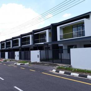 Double storey Terrace House,17 mile Siburan KUCHING-SERIAN ROAD