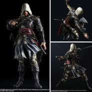 Play Arts Kai assassin creed edward connor kenway