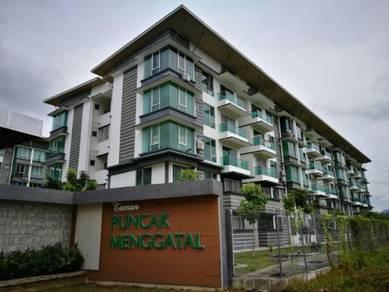 Puncak Menggatal Apartment, Menggatal, KK