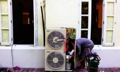 S e r v i c e aircond / electrical / pendawaian