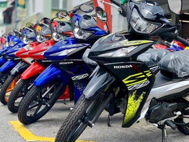2019 Honda Dash 125 (Merdeka Sales RM0 Down Payment)