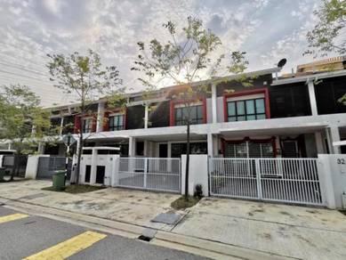 NICE PRICE Brand New Double Storey At Bukit Raja Klang