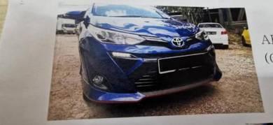 Toyota Vios 2019 OEM Bodykit ABS