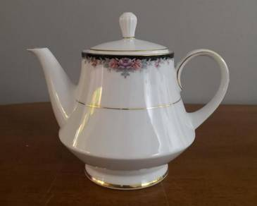 Teko noritake teapot legendary