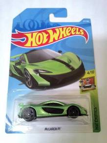 Hot Wheels 2018 - McLAREN P1 (RECOLOR)