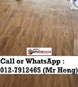 Natural Wood PVC Vinyl Floor - With Install 30XK
