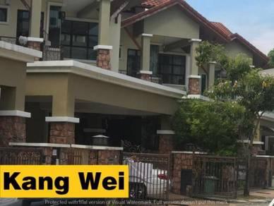 D Residence 3 Storey Super link Terrace House Bayan Lepas Mutiara