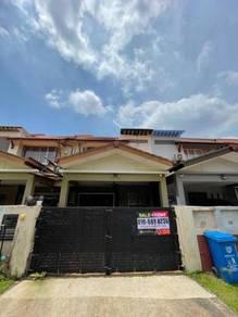 2 Storey terrace Ayu Lestari, Alam Nusantara Jln Setia Perdana U13