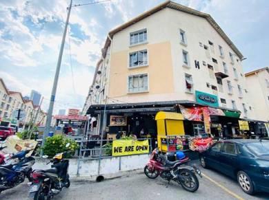 NEGO SAMPAI JADI!! LEVEL 2 Shop Apartment Seksyen 7, Shah Alam