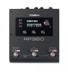 Multi effect DigiTech RP360 Guitar Floor Processor