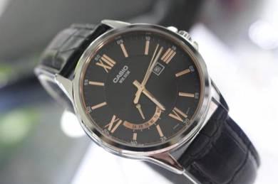 Watch- Casio Men Date MTPE125L-1A -ORIGINAL