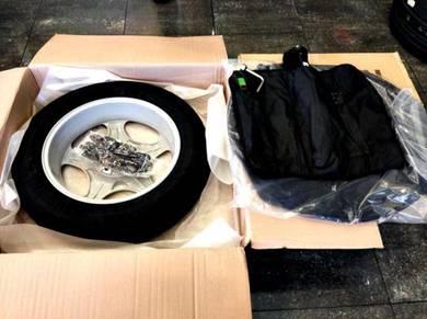 F10 F30 Spare Tyre Kit GENUINE OPTION