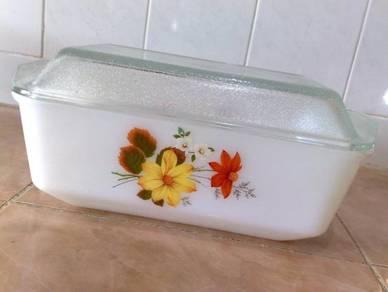 Mangkuk pyrex vintage pyrex ovenware bowl