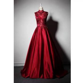 Prom wedding bridal bridesmaid dress gown RBP0172