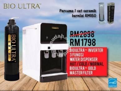 Bio Ultra Penapis Air Water Master Filter KE17
