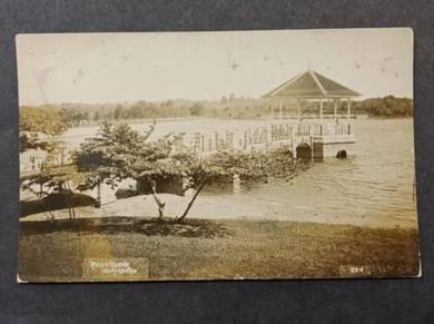 Postcard Water Reservoir 1920s PC 2799