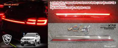 Proton X70 Trunk Garnish LED Lamp X70 LED Lightbar