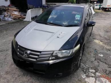 Honda City 2009 Mugen Advance Bonnet Fiber