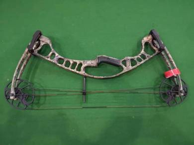 Hoyt Ignite Compound Bow - Camo (LH)