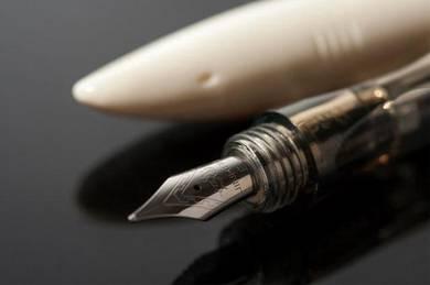 Shark Fountain pen, rare