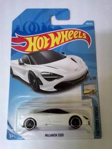 Hot Wheels 2018 - McLAREN 720S (RECOLOR)