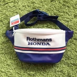 Rothmans Honda pouch bag
