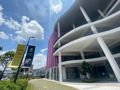 [ PRIVATE LIFT ] 6 Sty Shoplot Office Building Emporis Kota Damansara