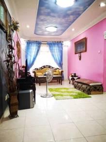 Rumah Flat, Taman Sri Lanang, Full Loan Siap Renovation !!!!