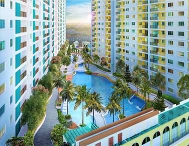 [NEW PROJECT] Bayan Lepas Seaview Condo I Freehold 850SF I RM1000