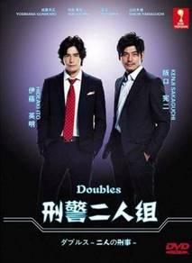 DVD JAPAN DRAMA Doubles