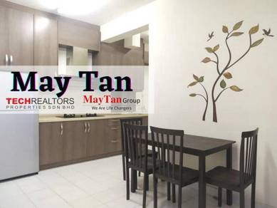 Below Value Fully Renovated Park View Tower near Penang Sentral Jetty