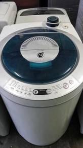 Auto 7.5kg Washing Sharp Machine Mesin Basuh Recon