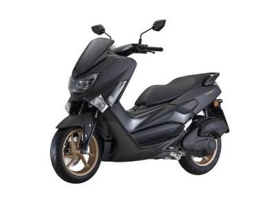 Yamaha Scooter Nmax New colour - MOTOSING