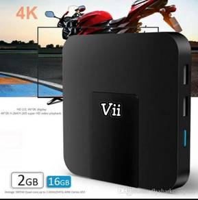 Vii tv box Android OEM tx3 new unit