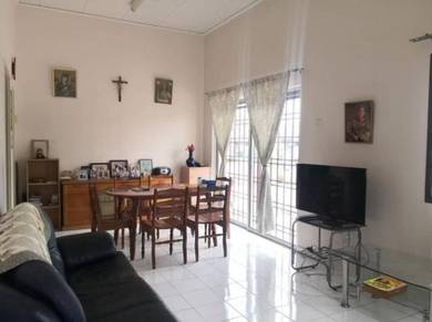 AAA! Mutiara Rini Single Storey House CORNER Tun Aminah Taman U Skudai