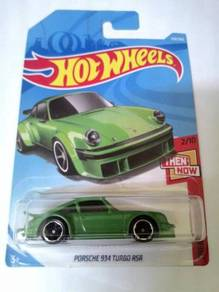 Hot Wheels 2018 - PORSCHE 911 TURBO RSR (RECOLOR)