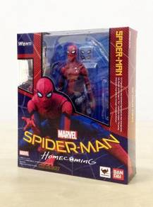 SH Figuarts Spider-Man Homecoming MISB