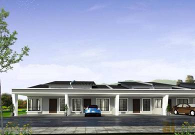 FREEHOLD Single Storey Terrace At Tmn Pahlawan