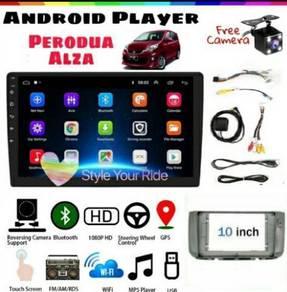 Android Player ALZA Pelbagai Jenis kenderaan