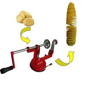 Pemotong Kentang-Spiral potato Slicer